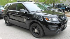 Bentleyville Ohio Police Ford Police Interceptor Utility (Seluryar) Tags: bentleyville ohio police ford interceptor utility