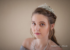 Prom Photography (RWOPhoto) Tags: prom 2019 female beautiful tiara boothwesternartmuseum canon 5dmkiii naturallight portfolio