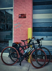 No Parking (Kool Cats Photography over 12 Million Views) Tags: streetphotography abstract bicycle bicycles transportation health oklahoma wheels pedalpower excersie ricohimagingcompany ltdgrlens building detail image landscape outdoors texture textured textures ricohgrii photography