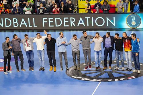 DHB Handball Weltmeister Team von 2007