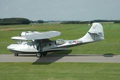 PBY-5A 16-218 (PH-PBY) - RNethNavy:Stichting Exploitatie Catalina 050828 Lelystad 1007 (Nikon Photographer NL) Tags: rnethafnavy military dutch nederlands aviation