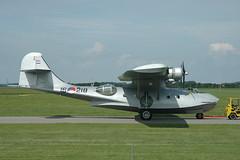 PBY-5A 16-218 (PH-PBY) - RNethNavy:Stichting Exploitatie Catalina 050828 Lelystad 1001 (Nikon Photographer NL) Tags: rnethafnavy military dutch nederlands aviation