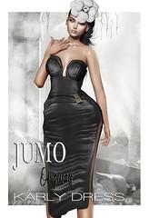 Karly Dress AD (junemonteiro) Tags: jumo originals chic glamorous feminine maitreya