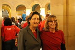 Education Minnesota Rally