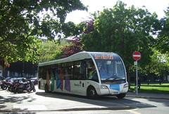 Liberty bus 1716 (Hesterjenna Photography) Tags: liberty bus psv coach travel transport j122016 optare singledecker ctplus jersey channelislands