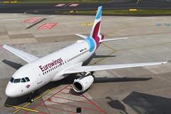Eurowings - A319-132, D-AGWV (Bernd 2011) Tags: eurowings airbus a319132 a319 dagwv dus eddl nikon d3500 slr dslr