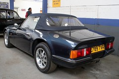 E789 TVR (Nivek.Old.Gold) Tags: 1989 tvr 290 s 2933cc aca