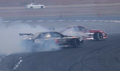 Nissan S13, S15 (Runabout63) Tags: nissan s13 s15 drift mallala