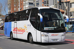 5993 JZP, Av Mediterraneo, March 22nd 2018 (Southsea_Matt) Tags: 5993jzp 45 irizar jet2 avmediterraneo benidorm spain march 2018 spring canon 80d bus omnibus coach passengertravel publictransport vehicle
