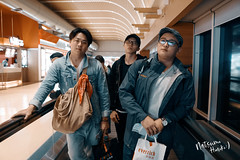 20190509 (Natsumi 七海) Tags: 桃園機場 長榮航空 taoyuanairport 畢業旅行 東南表藝 泰國 ราชอาณาจักรไทย