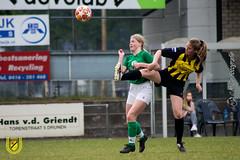 Baardwijk MO17-1 vs DVVC MO17-1 (21 van 54) (MiGe Fotografie) Tags: baardwijk baardwijkmo171 meisjesvoetbal meisjes meisjesonderde17 sportparkolympia waalwijk competitie canon80d fotografie hobbyfotografie hobby