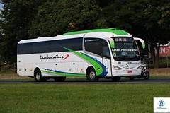 Ipojucatur - 805 (RV Photos) Tags: ipojucatur irizar irizari6 mercedesbenz bus onibus toco turismo br116 rodoviapresidentedutra