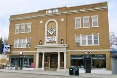 Masonic Temple, Omaha, NE (Robby Virus) Tags: omaha nebraska ne mason masonic freemasons temple lodge fraternal organization building architecture
