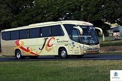 JC Turismo - 8500 (RV Photos) Tags: jcturismo marcopolo marcopolog7 viaggio1050 mercedesbenz onibus bus toco turismo br116 rodoviapresidentedutra