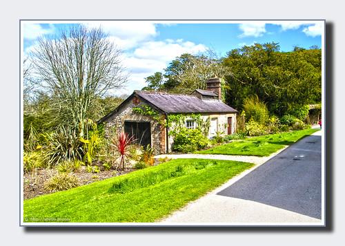 Castle Grounds, Blarney Castle, Monacnapa, Blarney, County Cork, Ireland