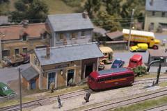 Saint-Libéral (Jean (tarkastad)) Tags: tarkastad france paris parisxix tåg railway train musée museum gare station