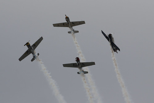 Red Eagles Formation Team