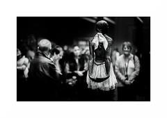 Paris, Musée d'Orsay (Punkrocker*) Tags: nikon f2 sb nikkor 50mm 5014 préai film kodak trix 400 nb bwfp bnw monochrome musée museum orsay paris degas petitedanseuse france statue