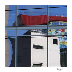 Color palette (Logris) Tags: reflection spiegelung spiegelungen reflections dus düsseldorf colorium fantasy fantasie abstrakt abstract canon