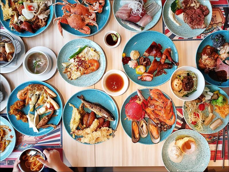 漢來海港餐廳台中店