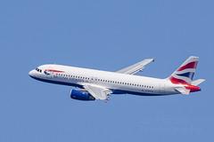 G-EUYE (IanMackie) Tags: britishairways ba airbus a320232 a320 aircraft gibraltar heathrow