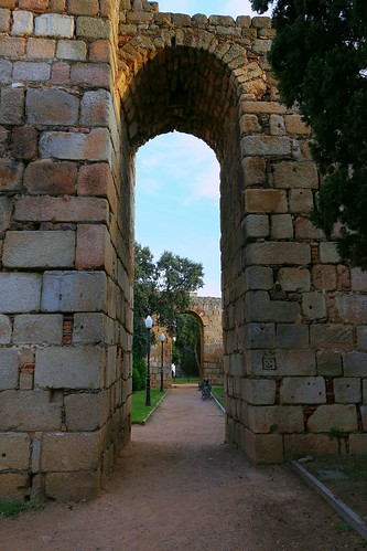 Through the passage of antiquity