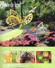 Primes de Luxe - 25 juin au 3 septembre 2004 (J. Trempe 3,950 K hits - Merci-Thanks) Tags: magazine revue couevertrure cover front page point