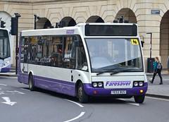 Faresaver YE52 BUS (tubemad) Tags: faresaver buses ye52bus cn07kzj optare solo 228