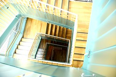 Stairs (Anna Fuoco) Tags: stails tokyo みなとパーク芝浦 階段 architecture 建築物