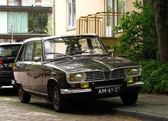 1969 Renault 16 TS 1.6 (rvandermaar) Tags: 1969 renault 16 ts r16 renault16 sidecode1 import am6127