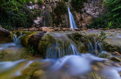 Waterfall Valanaris (vipantazi) Tags: valanaris waterfall ntrafi water rocks nature canoneos7d spring tokina1116 hoyand