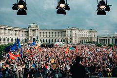 aufstehn - Ein Europa für Alle - 20190519 - Credits #aufstehn - Alexander Gotter-4489 (#aufstehn) Tags: aufstehn europawahl eu euwahl demo wien österreich eineuropafüralle