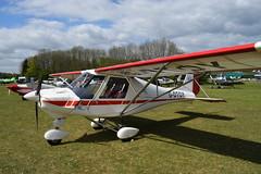 G-DTOY Ikarus Comco C-42 (graham19492000) Tags: pophamairfield gdtoy ikarus comco c42