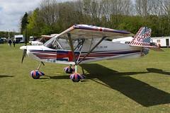 G-CFNO Best Off Skyranger (graham19492000) Tags: pophamairfield gcfno bestoff skyranger