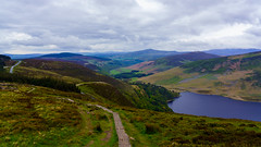 Above Lough Tay (andrewsc) Tags: djouce loughtay sony sel24105g a7iii roundwood countywicklow ireland