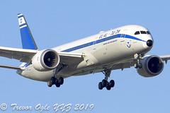 DSC_0324Pwm (T.O. Images) Tags: el al boeing 787 dreamliner 789 787900 toronto pearson yyz retro