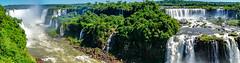 Water Panorama (*Capture the Moment*) Tags: 2019 brasilien brazil iguacu sonya6300 sonye18200mmoss sonyilce6300 southamerica südamerika wasserfall wasserfälle waterfall waterfalls