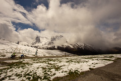 Pyrénées (Luw G) Tags: pyrenees aubisque col montagne mountain ossau vallee landscape nature paysage snow lake lac