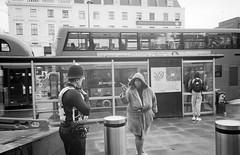 Pointer (emptyvessal) Tags: 400 hp5 ilfordhp5 london olympus olympusxa2 streetphotography xa2 35mm ishootfilm blackandwhite