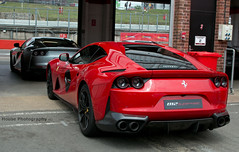 Ferrari 812 Superfast ({House} Photography) Tags: ferrari challenge brands hatch uk kent fawkham supercar italian italy prancing horse canon 70d 24105 f4 cars automotive timothyhouse housephotography 812 superfast