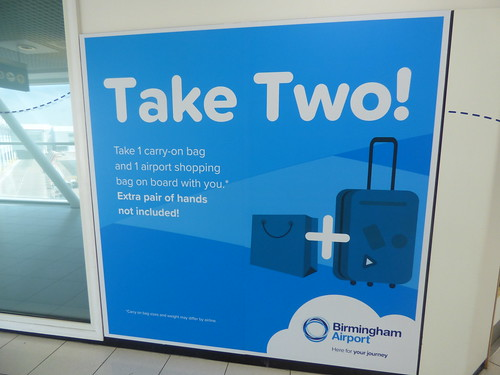 Birmingham Airport - Take Two!