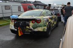 (Sam Tait) Tags: santa pod raceway england race track drag strip door slammers nissan gtr r35