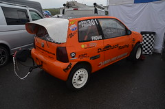 (Sam Tait) Tags: santa pod raceway england drag racing race track doorslammers vw volkswagen lupo