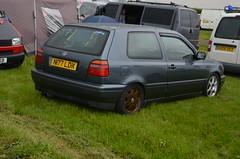 (Sam Tait) Tags: santa pod raceway england drag racing race track doorslammers vw volkswagen golf mk3 3 door