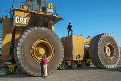 Chuquicamata (Kaobanga) Tags: chuquicamata antofagasta calama xile chile mina mine coure cobre copper or oro molibdè molibdeno molybdenum gold kaobanga rvl