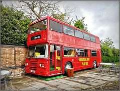 A148 PNC (Jason 87030) Tags: leyland red olympian ecw play soft bus toys bounce fun rugby children kids doubledecker funny playtime