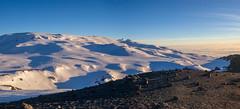 View from Stella point, 5756m, Kilimanjaro NP, Tanzania (Amdelsur) Tags: parcdukilimandjaro continentsetpays tanzanie afrique africa kilimanjaronationalpark tz tza tanzania kilimandjaro