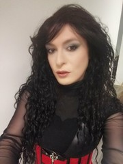 Stefania Visconti (Stefania Visconti) Tags: stefania visconti attrice modella actress model arte artista artist spettacolo performer travesti tgirl ladyboy crossdresser italian