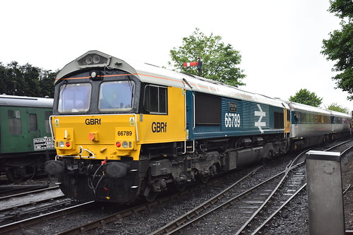 17th/18th May saw the SVR holding their annual diesel gala - plenty of things to see! Here's a selection.