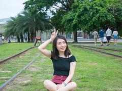P1180163 (Zhang N7) Tags: panasonic lumix gx85 gx7mark2 m43 taiwan kaohsiung travel 台灣 高雄 駁二 駁二藝術特區 人像 女孩 寫真 girl 攝影 model 1260 人 photographer photography 2019 photooftheday woman 撮影 写真 beauty beautiful